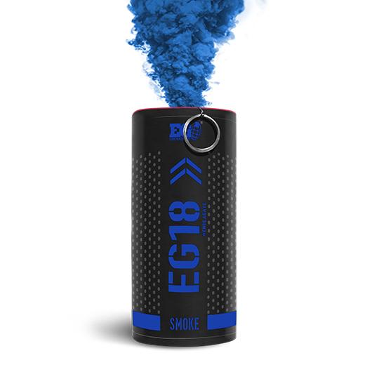 EG18 Blue Smoke Bomb