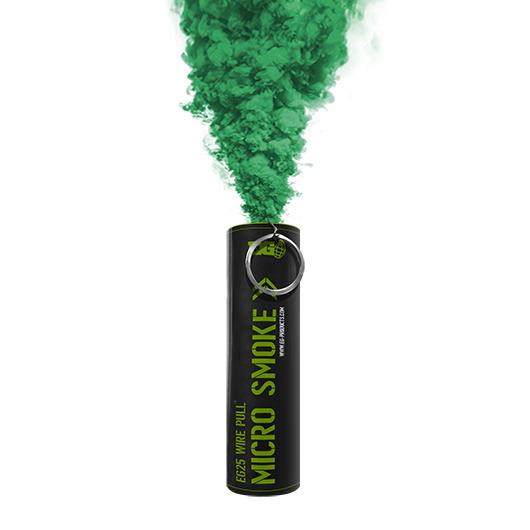 EG25 Green Smoke Bomb