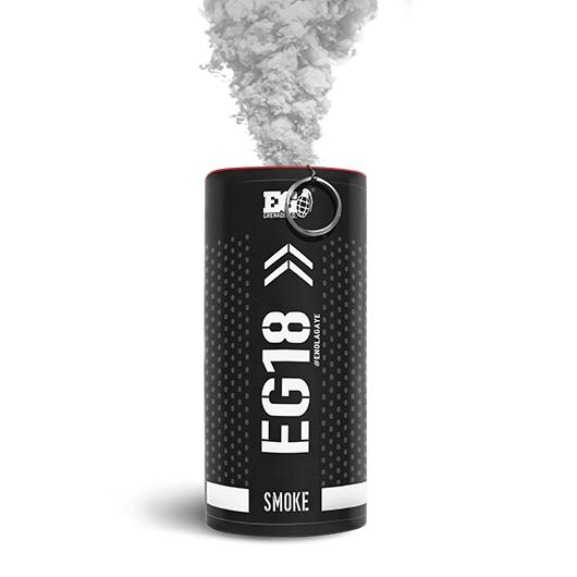 EG18 White Smoke Bomb