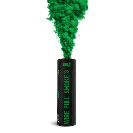 WP40 Green Smoke Bomb