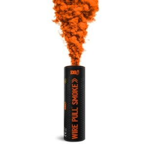 WP40 Orange Smoke Bomb