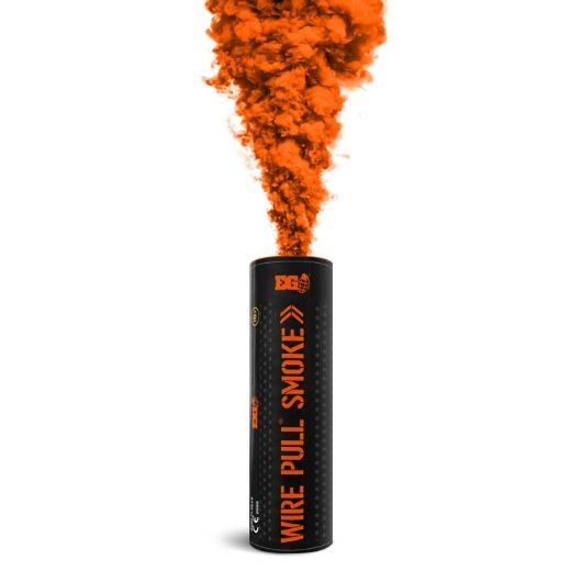 WP40 Orange Smoke Bomb