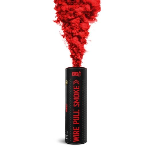 WP40 Red Smoke Grenade