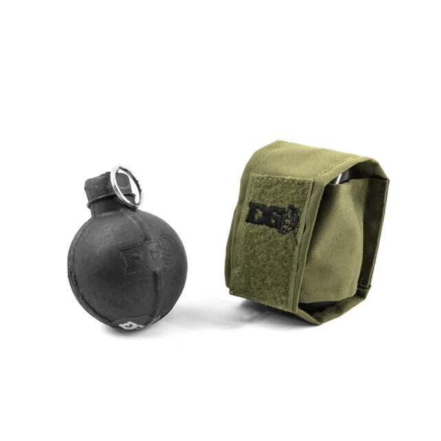 EG67 Pouch olive