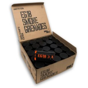EG18 Orange Box of 25